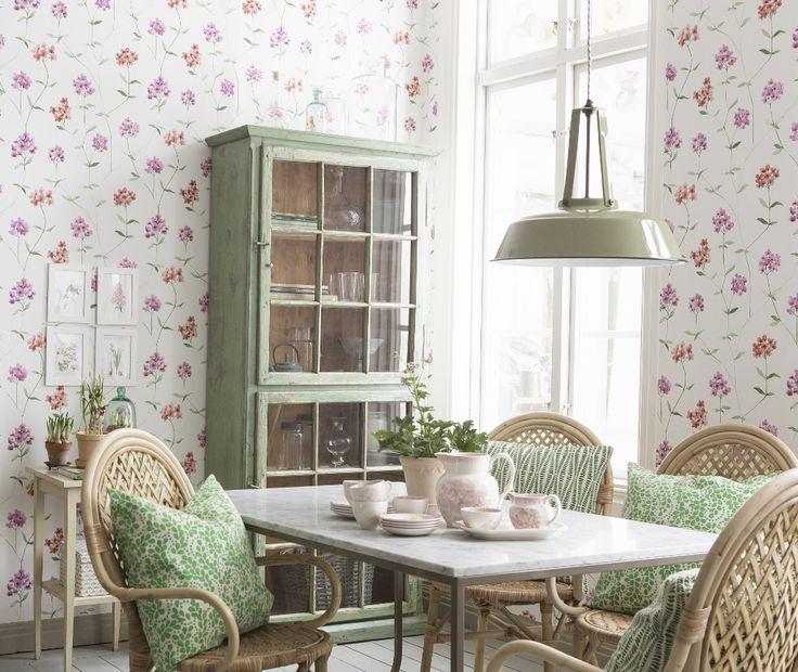 ber ideen zu landhaus tapete auf pinterest tapeten landhausstil tapete und barock tapete. Black Bedroom Furniture Sets. Home Design Ideas