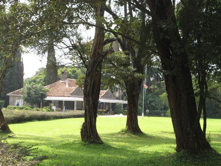 Homestead of Isak Dinesen (Karen Blixen), Nairobi, Kenya