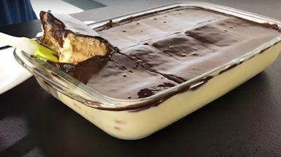 Receptek, és hasznos cikkek oldala: Sütés nélküli vaníliás krémes desszert