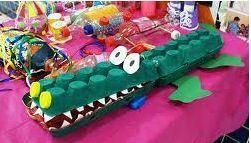 Brinquedos feitos com materiais recicláveis são capazes de ensinar valores às crianças. Elas veem o quanto é legal ter um objeto feito por elas mesmas, aprendem sobre reciclagem e preservação do meio ambiente e ainda conseguem...