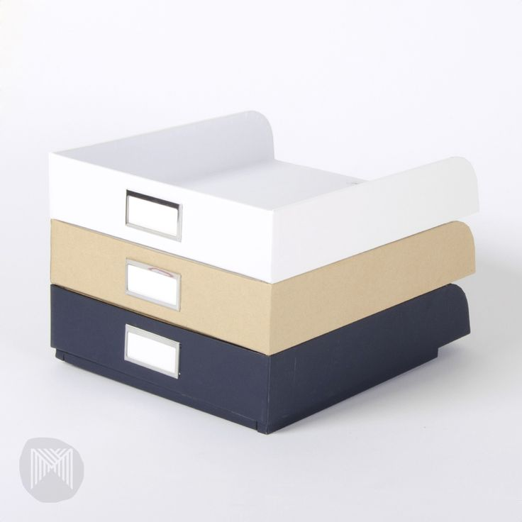 Collected & Co. Paper Tray