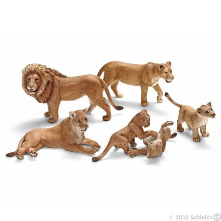 Lions Pride from Schleich    $28.50