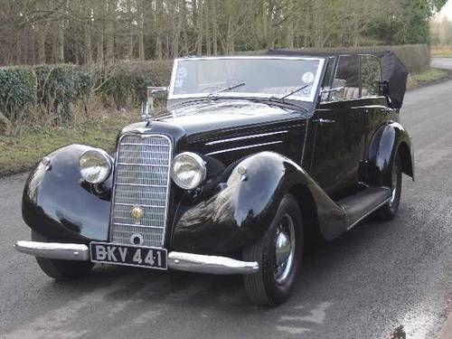 Hillman Hawk Cabriolet(1936)