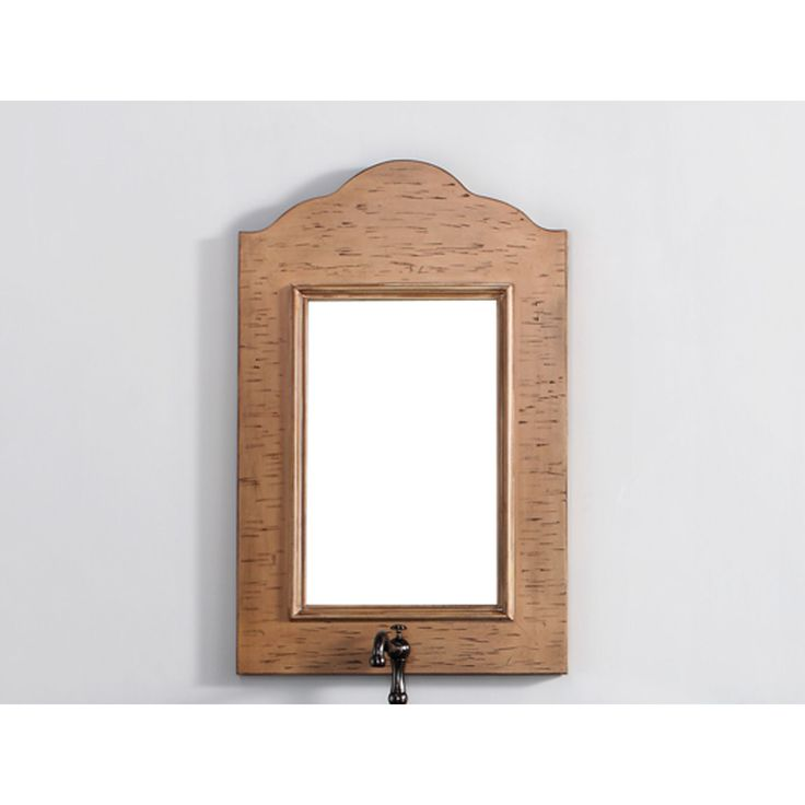 James Martin Distressed 23-inch Mirror
