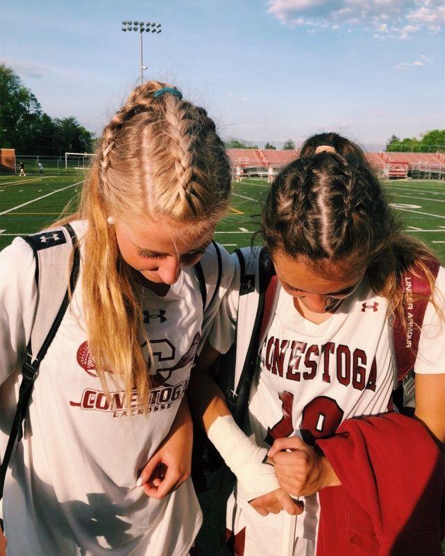 Vsco Annadevuonoo Follow Us On Instagram Relatablemoods New Site Soccer Hair Sports Hairstyles Sport Hair