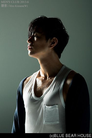 PORTRAIT|斎藤工オフィシャルサイト TAKUMI SAITOH OFFICIAL WEB SITE