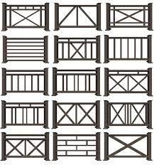 Картинки по запросу деревянные ограждения для веранды