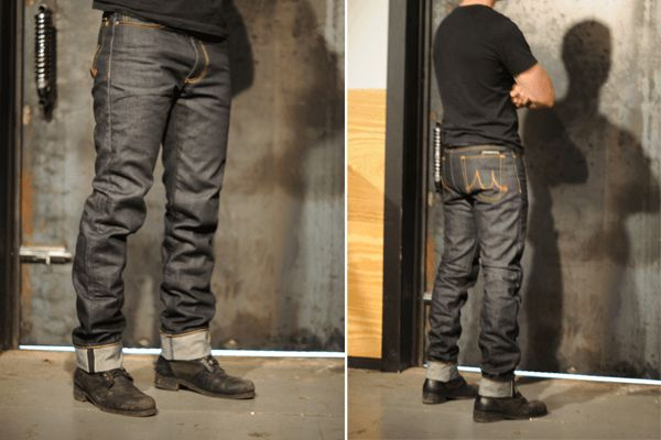 Maple Motorcycle Jeans - Kevlar Lined Raw Denim For Motorcyclists