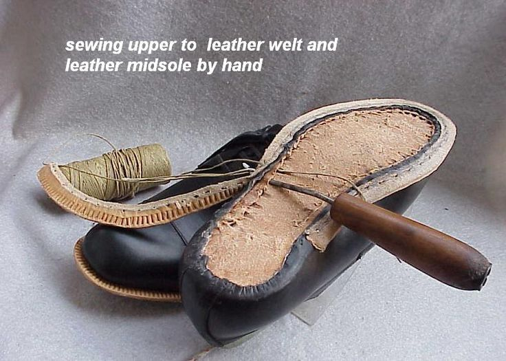 shoe welting - Google Search