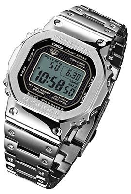 e0d5965b32205 Casio to Release First G-SHOCK 5000 Series Watch with Full Metal  Construction