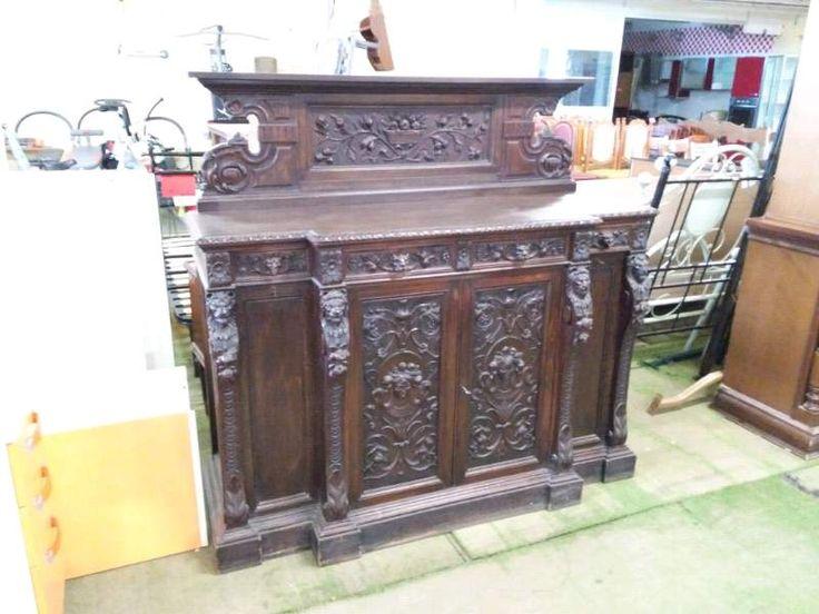 Mobile antico legno