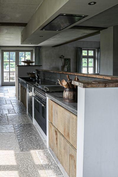 25 beste idee n over kookeiland bar op pinterest landelijke keuken kookeilanden en keuken bars - Centraal koken eiland ...