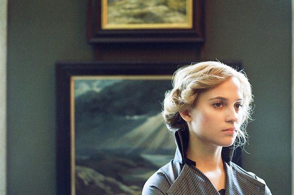 Alicia Vikander as Gerda   The Danish Girl