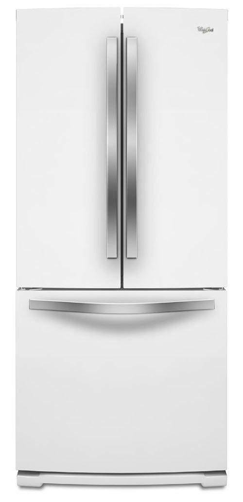 whirlpool white ice appliances