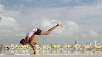 29 besten yogaübungen bilder auf pinterest  asana