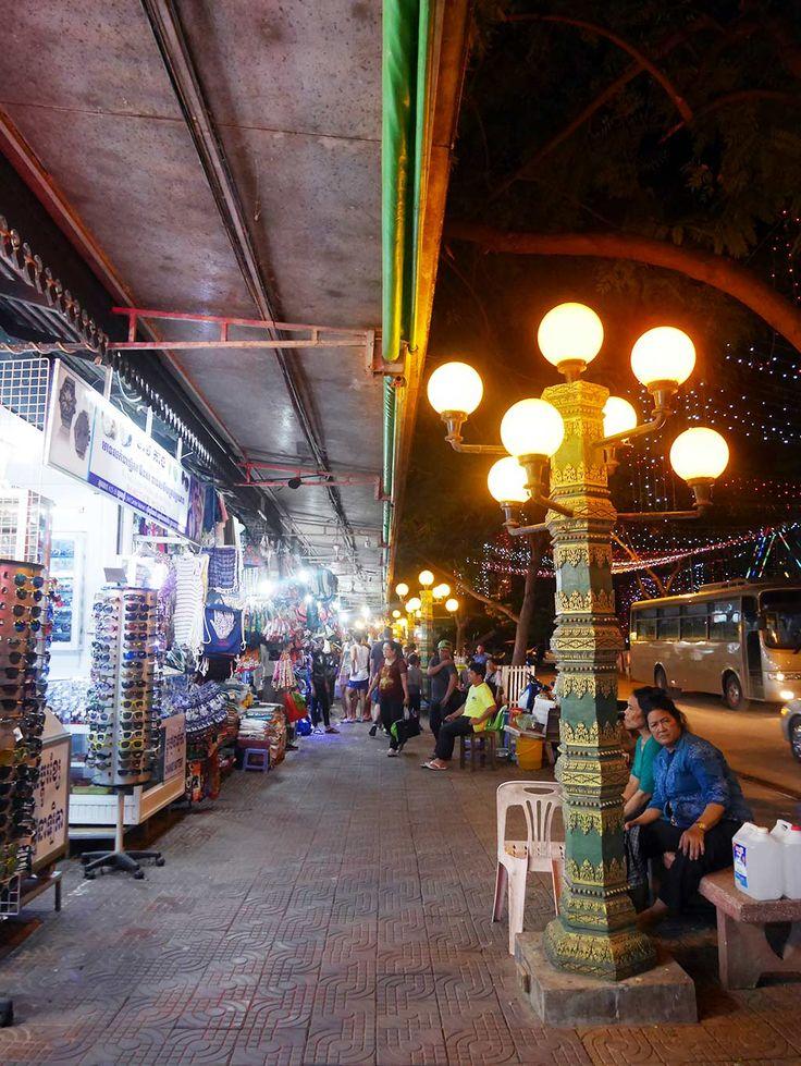 Siem Reap Art Center Market, Cambodia