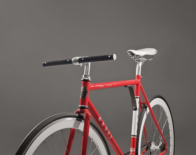 Handcrafted Wooden Bicycle Handlebars