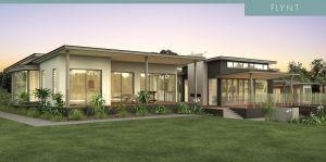 House Plan - David Reid Homes - Flynt 4 bedrooms, 2 bath, 460m2 #building #architecture #davidreidhomesaus