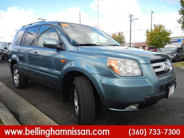 Used 2006 Honda Pilot EX-L for sale at Bellingham Nissan in Bellingham, WA for $7,991. View now on Cars.com.