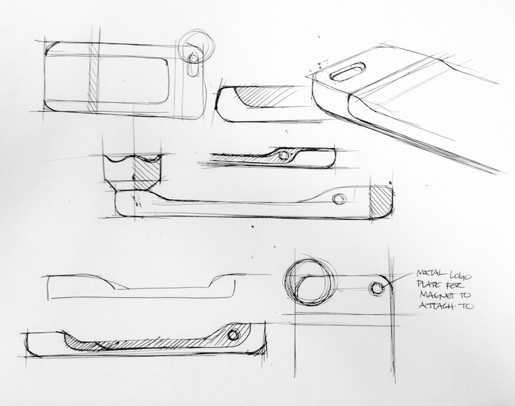 Core77 / Designing The Moment Case: The Good, the Bad, and the Work Most People Don't Show