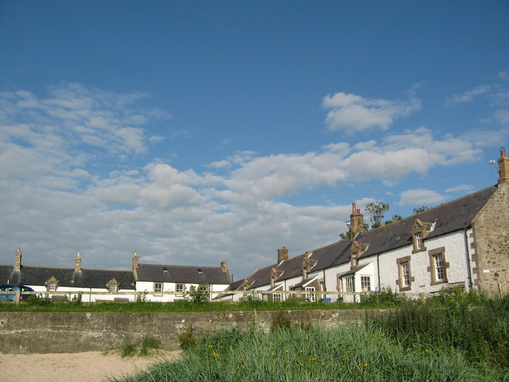 Low Newton By the Sea - sand, sea, and a pub next door