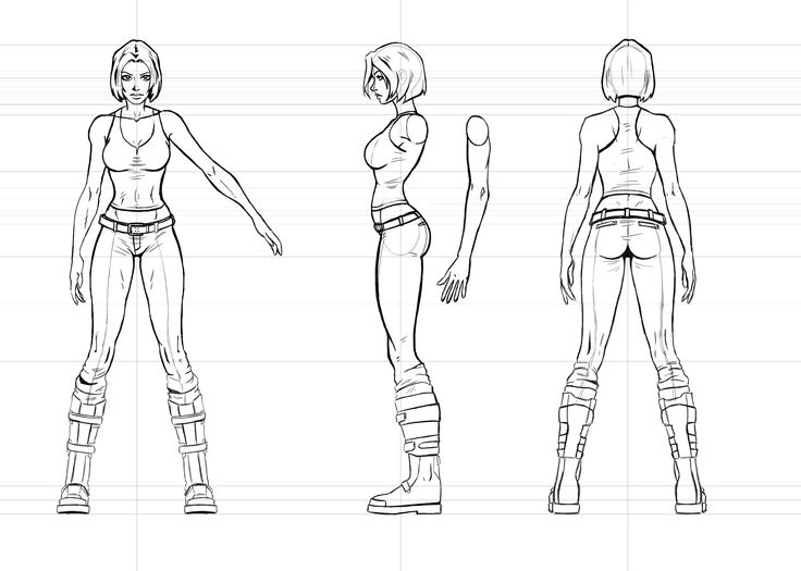 Character Design Body : Best images about reference model sheets on pinterest