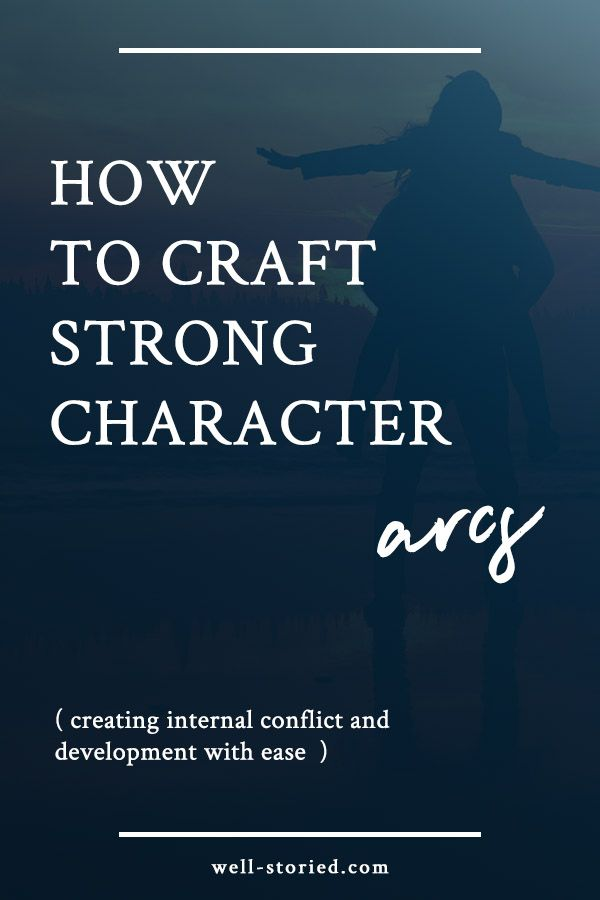 Build riveting internal conflict and a strong emotional connection with your readers by crafting strong character arcs for your story today. It's not as hard as you might think! Learn how & get started by working through Kristen Kieffer's step-by-step guide over at Well-Storied.com.