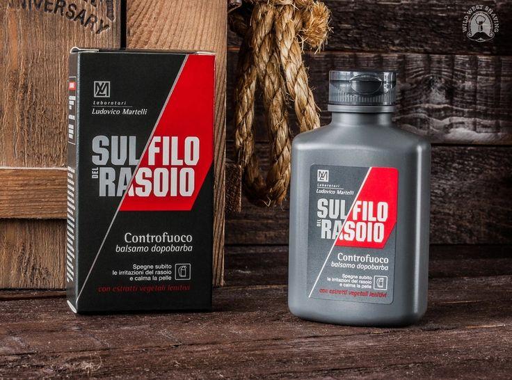 SUL FILO DEL RASOIO by PRORASO - Aftershave Balm