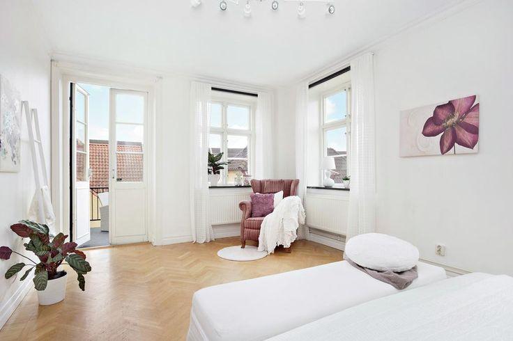Master bedroom  - Västergatan 5B