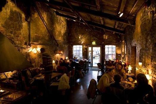 Oslo Mekaniske Verksted - Pub