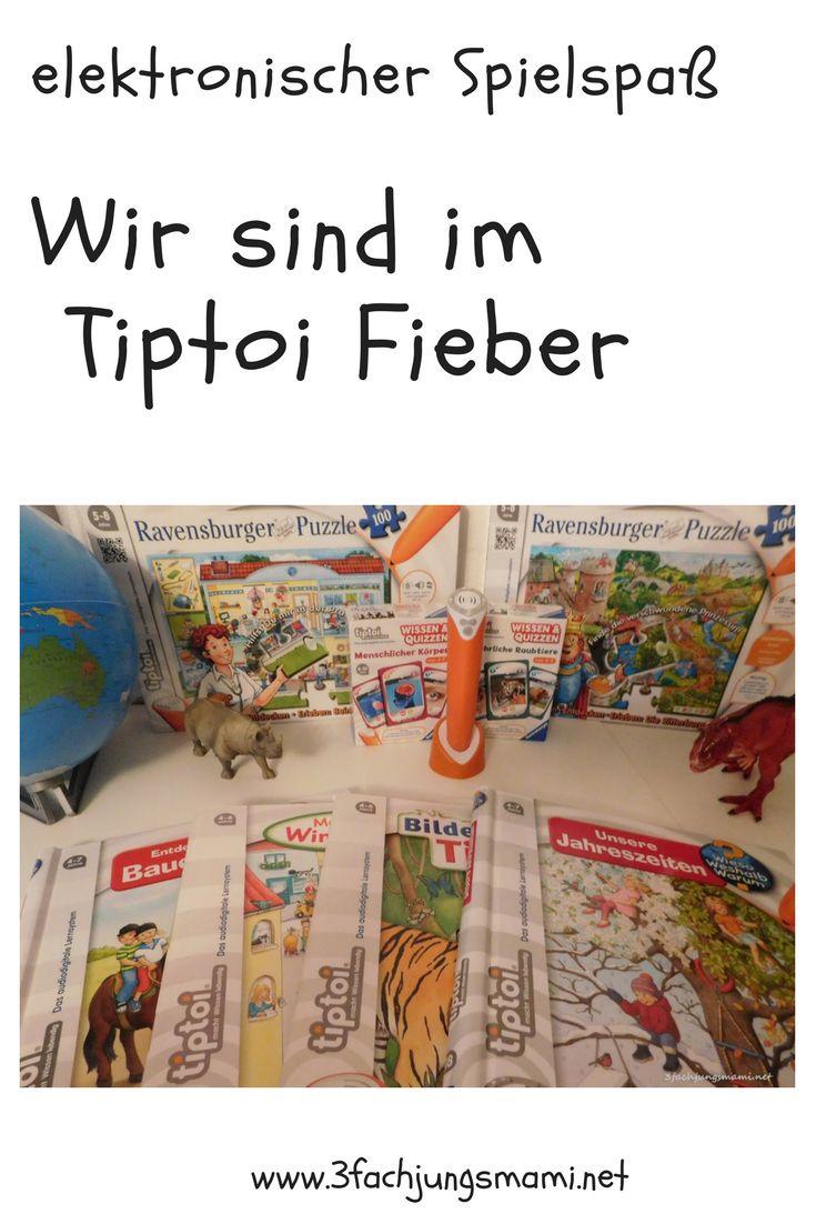 Tiptoi sorgt für Spielspaß - nicht nur im Kinderzimmer