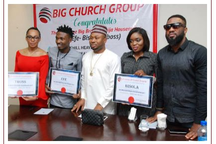 EFE, T-BOSS, BISOLA GET PLOTS OF LAND FROM TONTO DIKE'S EX-HUSBAND