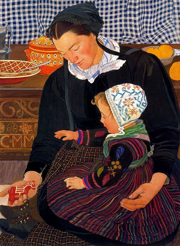 ernest bieler - The Third Anniversary of Giovanni Pascoli