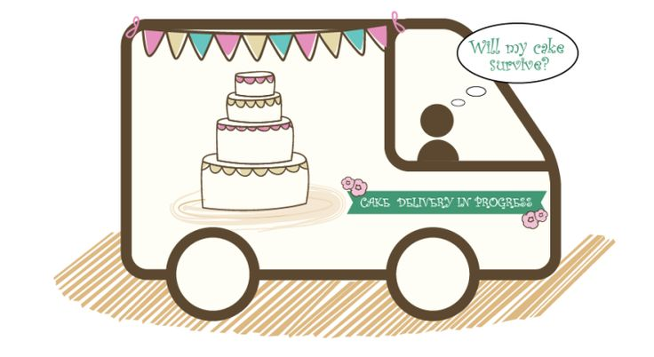A complete guide to delivering cakes safely