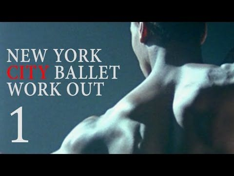 Entrenamiento de la New York City Ballet | #1