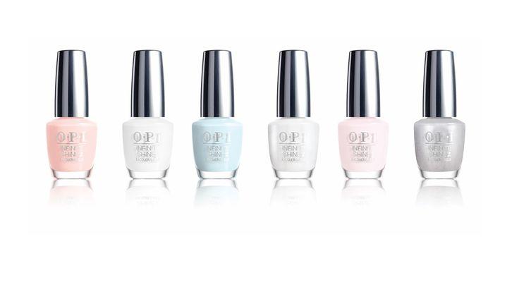 OPI Infinite Shine Soft Shades – Press Release @alpsnailart