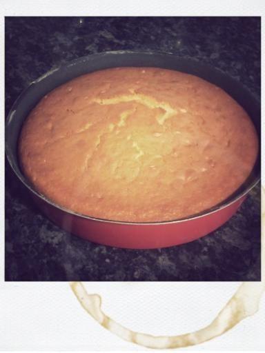 Gâteau aérien (crème fraîche) très rapide - Recette de cuisine Marmiton : une recette