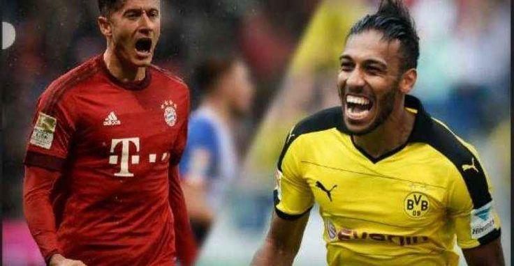 Bayern Monaco - Borussia Dortmund in diretta streaming 2017 Bayern Monaco –Borussia Dortmund di certo e` il big match del campionato Tedesco.Il classico del calcio tedesco non mette in palio il primo posto, visto che fra le due squadre ci sono ben 15 punti,  #bayernmonaco #borussiadortmund
