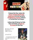 Kickass Poker Secrets Dvds Plus Online Membership Site!