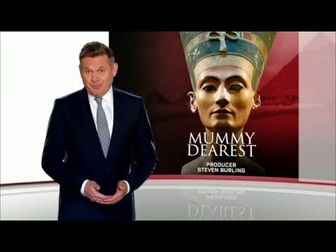 60 Minutes AU: Mummy Dearest: Is Queen Nefertiti's Tomb About to Be Uncovered (watched this after a following a link on Dr. Kara Cooney's facebook)