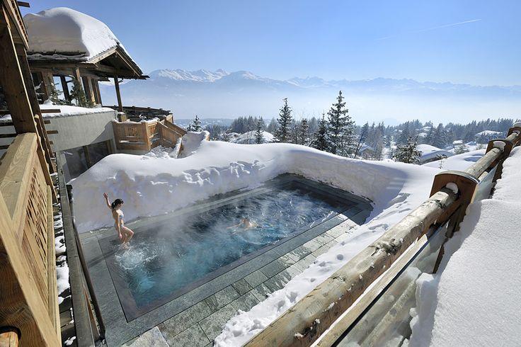 LeCrans Hotel & Spa ***** – Hotel Crans Montana