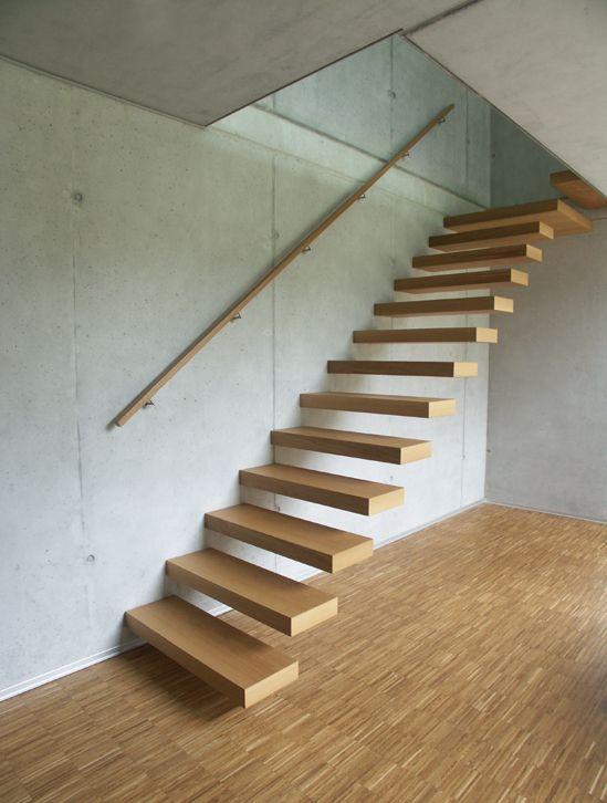 kragarmtreppe 4.0 - spitzbart treppen