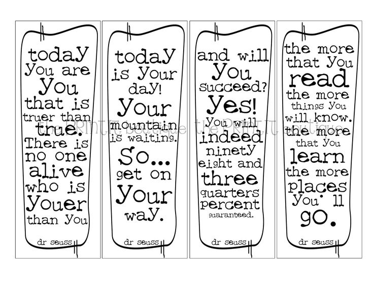 Printable Bookmarks to Color Like this item School