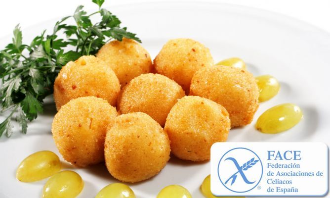 Receta de Croquetas varias sin gluten