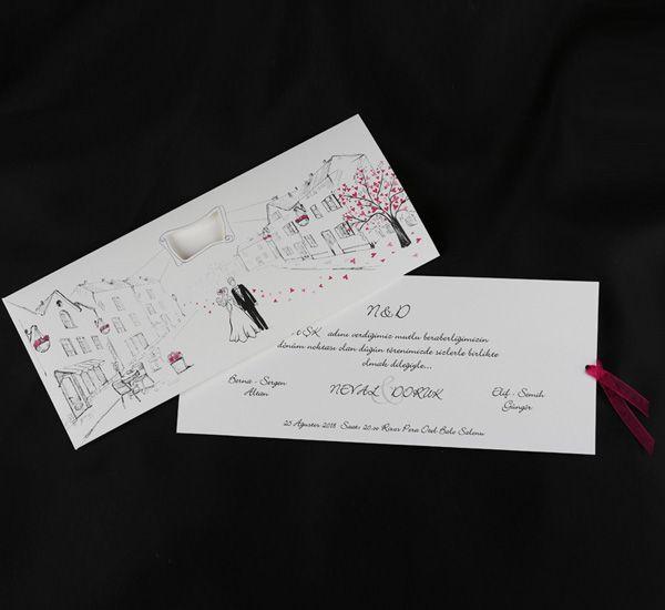 Invitatie nunta eleganta 60331 PX
