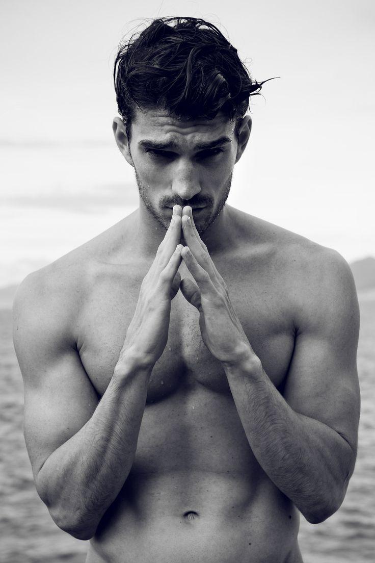 I know what I'm praying for... David Sanz by Chesco López