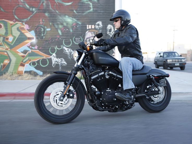 The $7,999 MSRP makes this model a great starting point for customization.Models, Harley Davidson, Pictures, Hd Iron, Iron 883