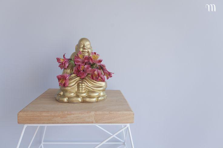 Un buddha para tu hogar