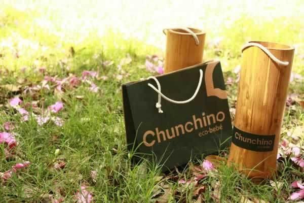 Packaging de Chunchino eco-bebe