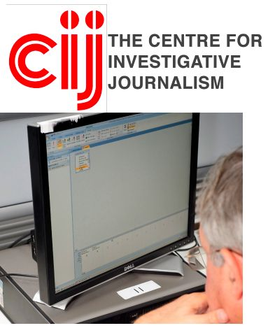 CIJ Data Journalism Handbook